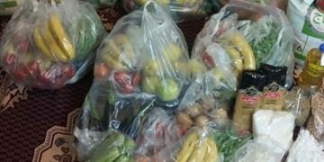 توزیع 340 بسته غذایی در بین جامعه هدف بهزیستی خدابنده