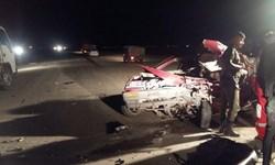 50 درصد تصادفات در 30 کیلومتری ابتدای محورها رخ میدهد