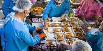 توزیع 3 هزار پرس غذای گرم میان نیازمندان و عزاداران حسینی