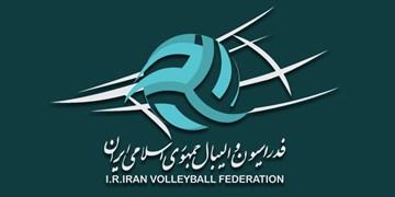 روسای دو کمیته فدراسیون والیبال بهزودی معرفی میشوند