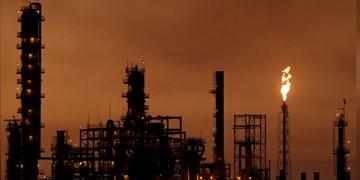 آئین افتتاح و بهرهبرداری از طرحهای ملی وزارت نفت با حضور روحانی برگزار شد