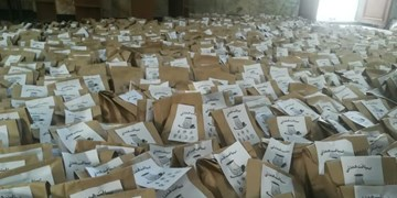 نسیم کرامت همچنان میوزد/ توزیع 10 هزار بسته افطاری ساده در گنبدکاووس