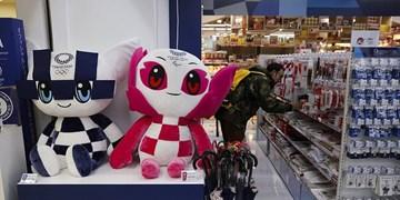 فروشگاههای محصولات المپیک توکیو بدون مشتری