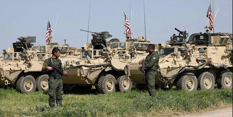 ساکنان یک روستا در سوریه تروریستهای آمریکایی را بیرون راندند