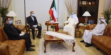 پیام رئیسجمهور ایران به امیر کویت