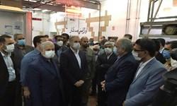 بازدید وزیر جهاد کشاورزی از کشتارگاه صنعتی خوشه طلایی سیستان+عکس