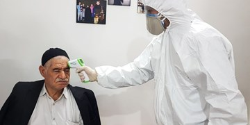 دستگاه همزمان اندازهگیری تب و اکسیژن خون در دانشگاه آزاد رونمایی شد
