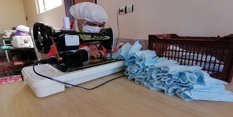 ذخیره سازی اقلام بهداشتی مرتبط با کرونا با منابع صندوق توسعه/ ماسک سه لایه صادر نمیشود