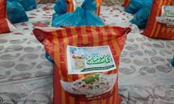 فیلم| توزیع 2200 بسته معیشتی در دیار سلطان