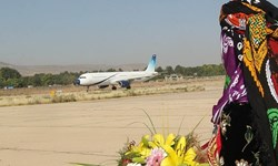 عادی شدن پروازهای فرودگاه خرمآباد ظرف دو هفته آینده