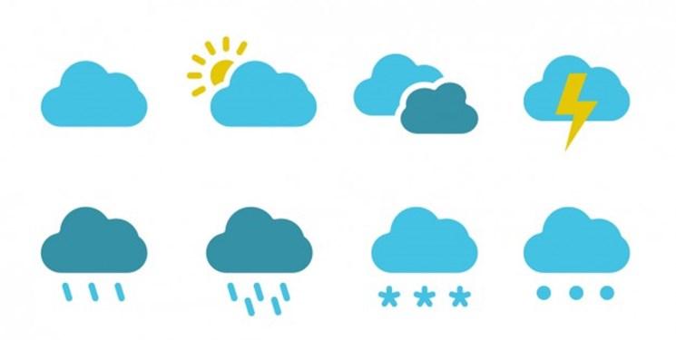 کاهش ۱۵ درجهای دمای هوا در اردبیل/ بارش باران در برخی مناطق استان