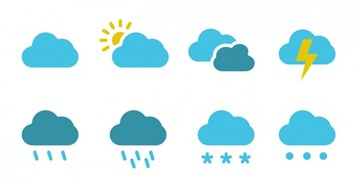 حاکمیت هوای سرد و بارانی در اردبیل طی امروز/ افزایش نسبی دما در دو روز آینده