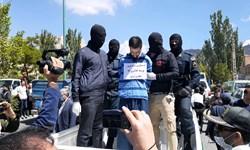 فیلم/ اوباش گردانی در انظار عمومی و ملاءعام در تبریز