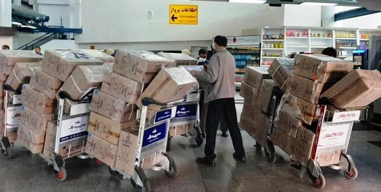 ارسال نخستین محموله کمکهای پزشکی ایران به تاجیکستان+تصاویر