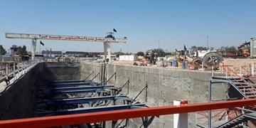 ایستگاه مترو و تقاطع غیرهمسطح مهمترین پروژه شهری چهاردانگه در سال ۹۹