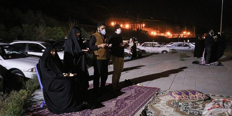 عکس | احیا شب نوزدهم،هیئت نورالشهداء کرج