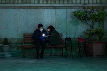 شب زنده داری (( لیله القدر )) در سایه کرونا