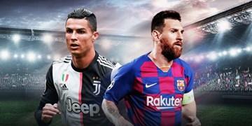 کلیپی از حرکات تکنیکی ستارگان فوتبال جهان