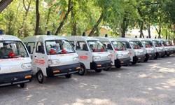 ازبکستان تعدادی آمبولانس به تاجیکستان اهدا کرد
