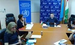 هشدار سازمان بهداشت جهانی در مورد اوجگیری کرونا در تاجیکستان