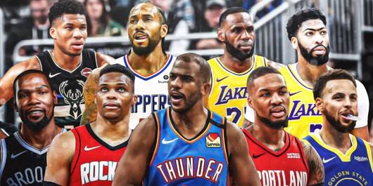 لیگ بسکتبال NBA|  استفاده از شعارهای اجتماعی به جای نام بازیکن در پشت پیراهن