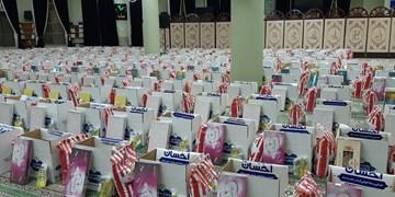 توزیع 45 هزار بسته غذایی در مرحله دوم رزمایش احسان در زنجان