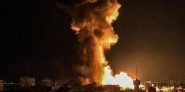 شنیده شدن صدای انفجار در «حلب» سوریه