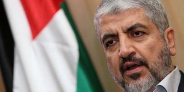 خالد مشعل: طرح «الحاق»، فرصتی برای آغاز مواجهه با رژیم صهیونیستی است