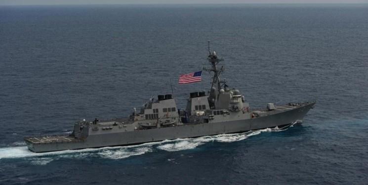 کشتیهای اعزامی آمریکا به دریای کارائیب رصد و شناسایی شدند