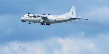 چین در تقابل با آمریکا، هواپیماهای هشدار سریع و ضد زیردریایی مستقر کرده است
