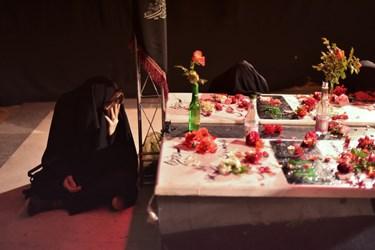شبزندهداری مردم بجنورد در شب ۲۳ ماه رمضان