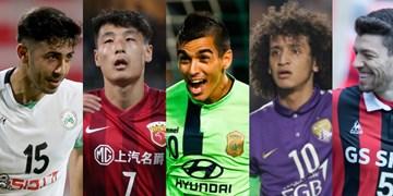 احسان پهلوان نامزد بهترین هافبک لیگ قهرمانان آسیا 2016 شد