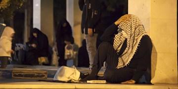 شب زنده داری«لیله القدر» در کرمانشاه