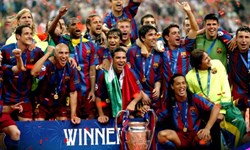سالروز قهرمانی بارسلونا در لیگ قهرمانان پس از 14 سال+فیلم