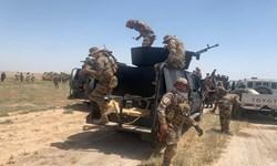 عملیات امنیتی جدید الحشد الشعبی در سامراء