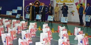 توزیع 32 هزار بسته غذایی در قالب رزمایش همدلی در زنجان