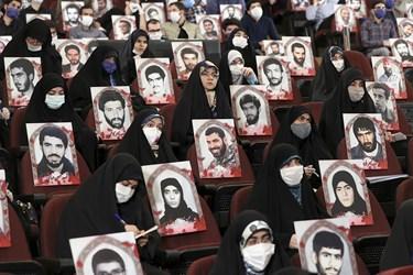 ارتباط تصویری دانشجویان با رهبر انقلاب