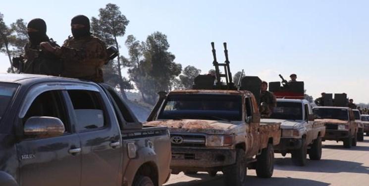 درگیری عناصر وابسته به ترکیه با یکدیگر در شمال سوریه