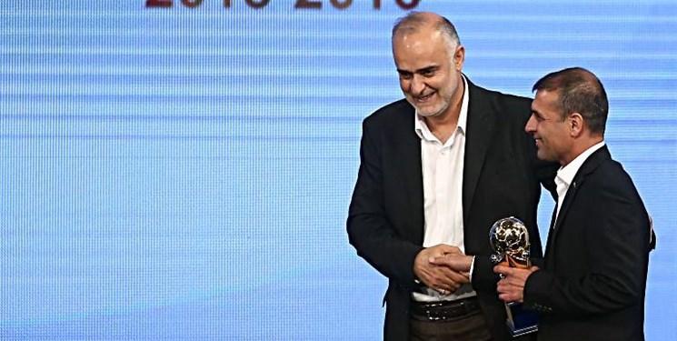 نبی: از نظر AFC ایران پیشتاز در آموزش مربیگری است
