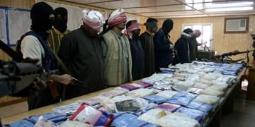 فرمانده الحشدالشعبی: کشورهای خارجی مواد روانگردان در اختیار عناصر داعش قرار میدهند