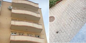 سقوط از طبقه پنجم جان کودک تبریزی را گرفت