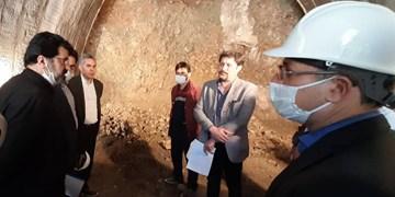عملیات زیرسازی راه آهن اردبیل تا دیماه سالجاری تکمیل میشود
