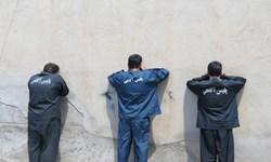 انهدام باند سارقان در کرمانشاه/ 4 نفر دستگیر شدند