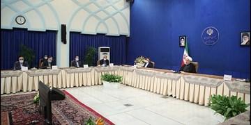 نشست روحانی با جمعی از مدیران و فعالان رسانه ای کشور+ اسامی حاضرین
