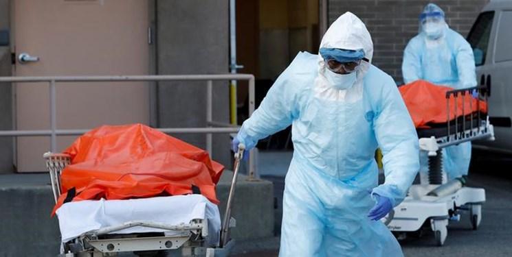 جانز هاپکینز: مبتلایان به کرونا در آمریکا از 2.8 میلیون نفر عبور کرد