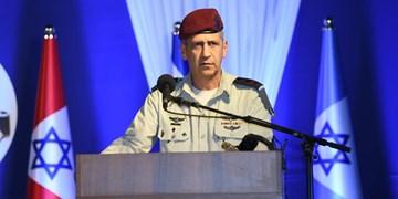 هشدار فرمانده ارتش صهیونیستی درباره آرامش قبل از طوفان