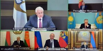 امضای 8 سند همکاری در نشست سران اتحادیه اوراسیا
