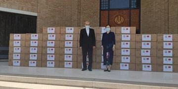 همبستگی معاونت بینالملل زنان چین با بانوان پزشک و پرستار ایرانی