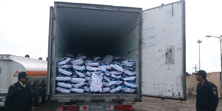 باند بزرگ قاچاق و ترانزیت شیر خشک به خارج از کشور منهدم شد