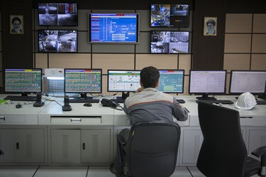 مرکز کنترل تفکیک پسماند /شهر کهریزک